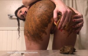 Dirty anal atm with full ass smearing Dildo Scat tina amazon porn [FullHD / 2020]