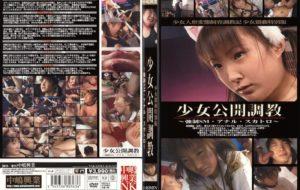 Public Torture Obscenity School Girls JAV Special Edition part 1 JAV Scat Movie