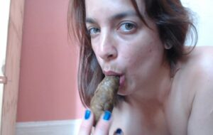Play with my turd with Liglee [FullHD]