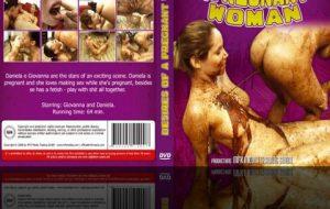 Desires of a Pregnant Scat Woman MFX-1400