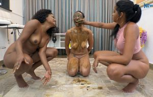 The Sisters' Scat Punishment NEWMFX