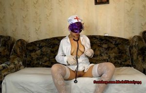 Dirty show nurses with ModelNatalya94 scat solo