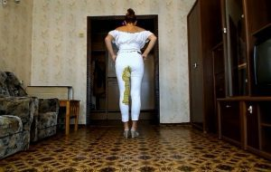My jeans are very dirty inside with ModelNatalya94